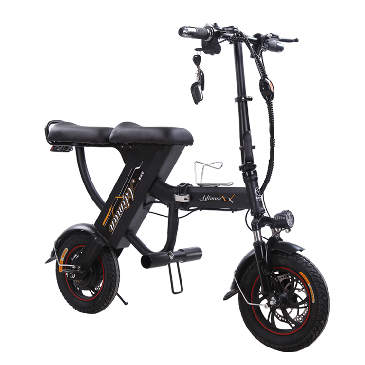 Chinese wholesale Electric Scooters With Seat Bag -