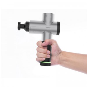 New handheld cordless deep tissue vibration muscle massage gun
