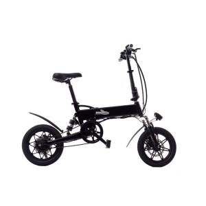Two wheel 250w 36 volt lithium battery importer small folding electric mini bicycle for adult