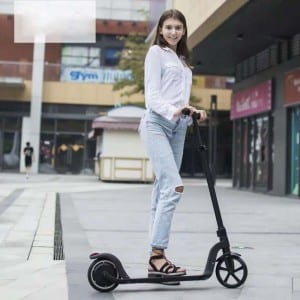 New Fashion Design for Intelligent Scooter -