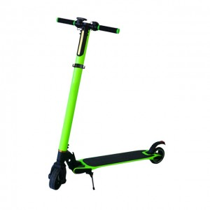 china two wheel foldable electric scooter carbon fiber for adults
