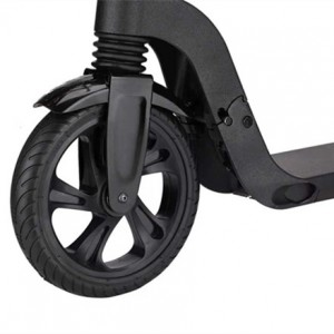 China two wheel step electric scooter with app for adult