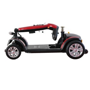 New mini portable disabled outdoor folding electric mobility scooter for travel