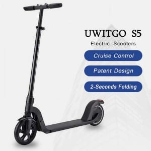 UWITGO S5 foldable electric scooters with cruise control APP