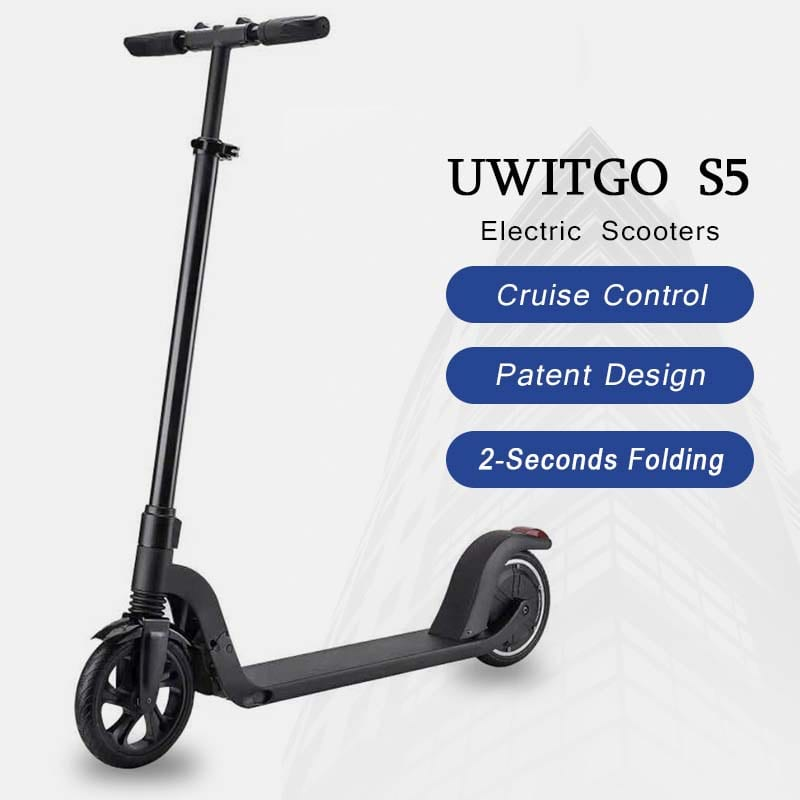 Factory source The Lightest Electric Scooter -