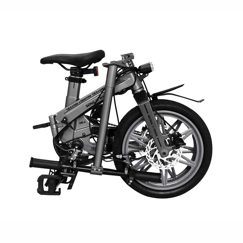 Professional Design Fat Tire Electric Bicycle -