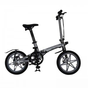 New Fashion Design for Carbon Fiber Electric Scooter 350w -