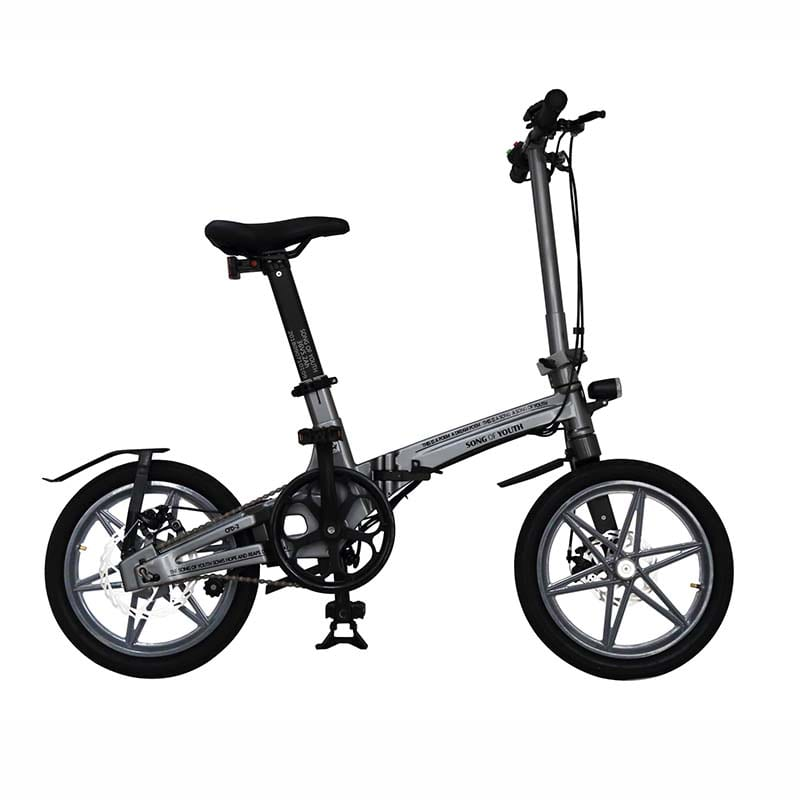 Factory supplied Cool Adult Electric Bike -