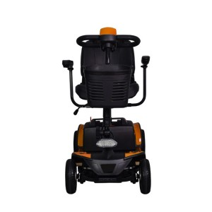 Hot sale stand up folding 4 wheel electric mobility scooter for old people
