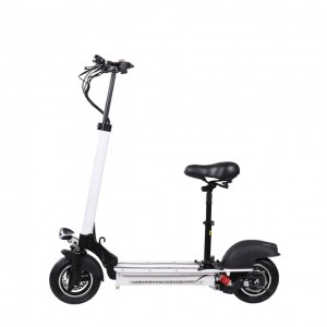 high power long range urban electric scooter 48v adult powerful