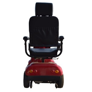 Wholesale Portable four Wheel Travel electric mobility scooter handicapped scooters for disabled elderly