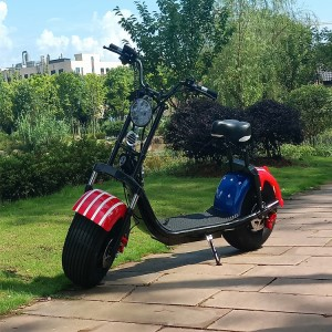 One of Hottest for Factory Electric Scooter -