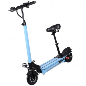 new gps self balancing foldable electric scooter adult with seat