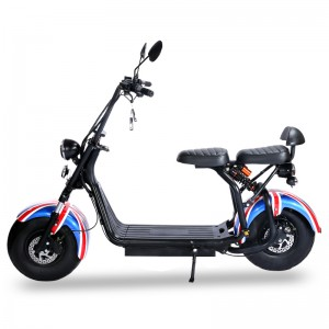 Hot sale Factory Aluminum Electric Scooter -