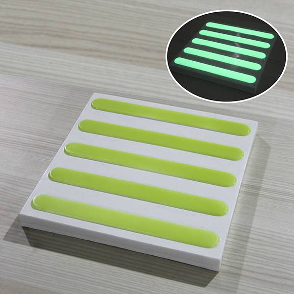 Best quality Luminous Paper Sticker -