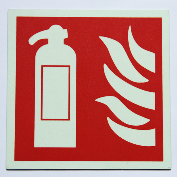 Luminous Firefighting equipment Sign Featured Image