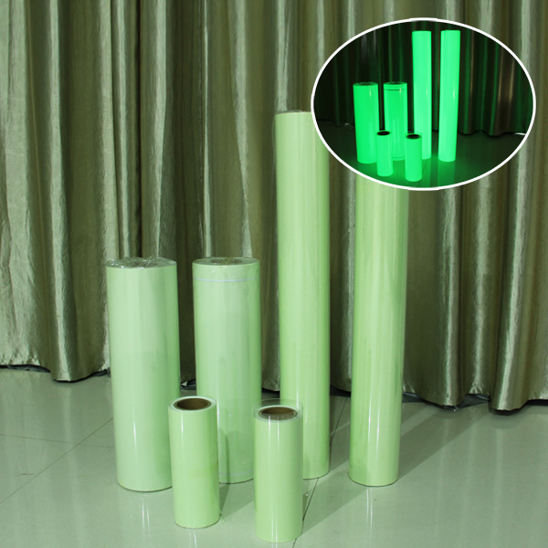 Good Quality Pet Material Photoluminescent Film -