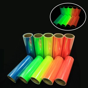 Self-perekat PVC Film
