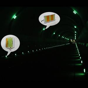Waitohu Tunnel luminous