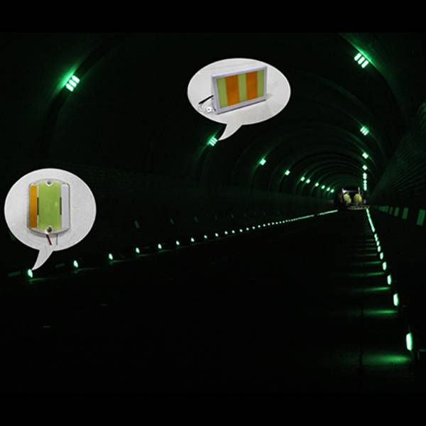 Best Price for Water Proof Glow In The Dark Pigment - Luminous Tunnel Sign – Minhui Luminous