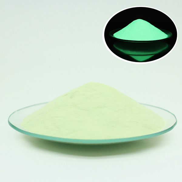 factory low price Yellow-Green Zinc Sulfide Luminous Pigment -