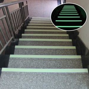 Photoluminescent Stairs Marker
