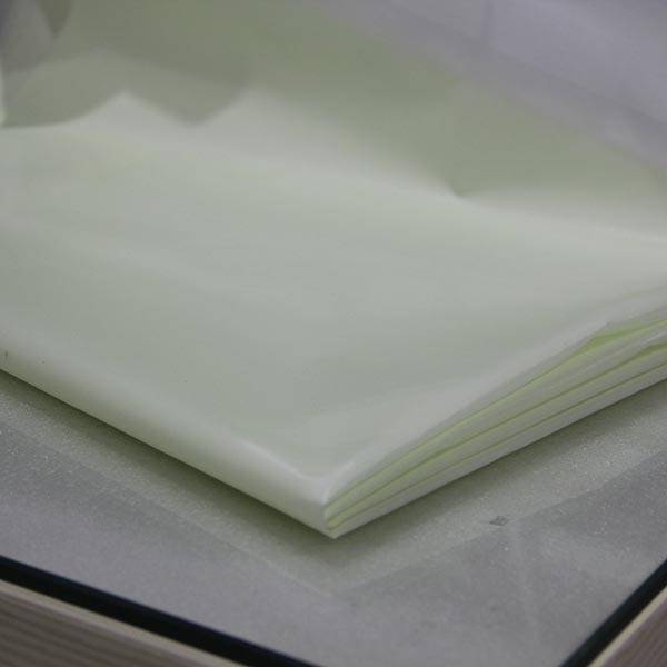 High Quality Photoluminescent Plastic Film -