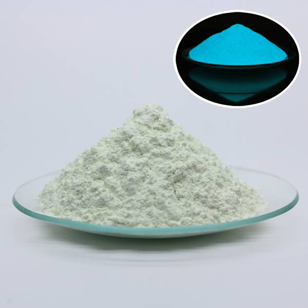 factory customized Zinc Sulfide Photoluminescent Pigment -