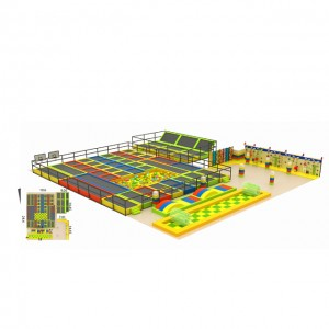 indoor trampoline suppliers china