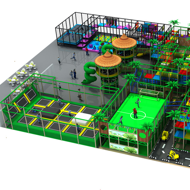 china indoor trampoline park Featured Image