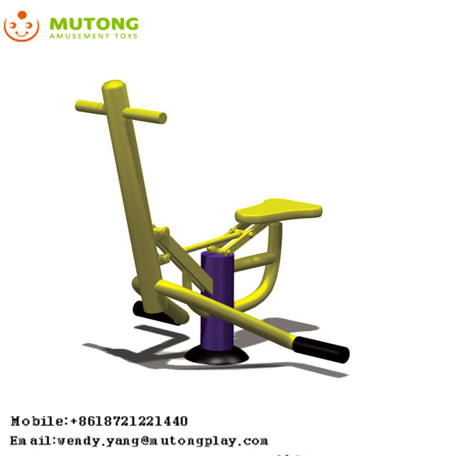 Mutong stainless pipe Exercise Equipment Outdoor Fitness Equipment Adults Used on Sale Featured Image