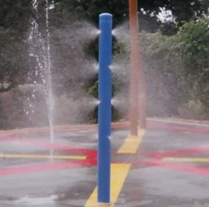 Water Playground Equipment Splash Pad Spray Park