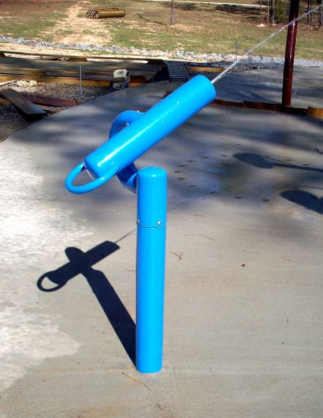 hot galvanized steel AQUA PARK water playground gun for sale Featured Image
