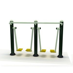 OEM/ODM Manufacturer Public Place Steel Gym Fitness Equipment Air Walker to London Factories