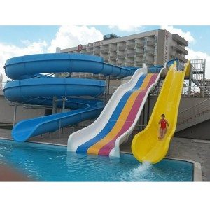 Aqua Park Equipment Fiberglass Water Slide
