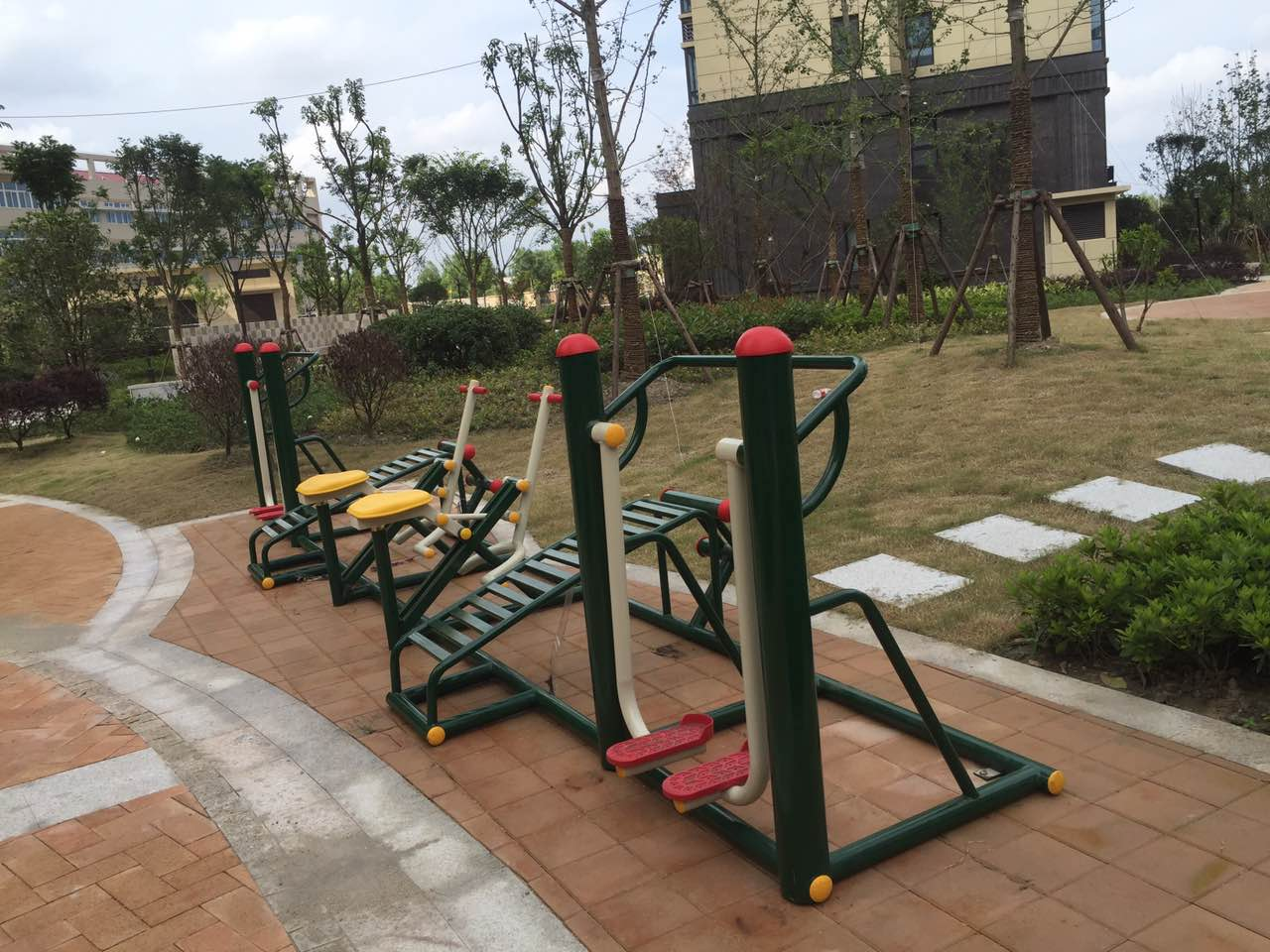 Outdoor Fitness Equipment-MT-102603 Featured Image