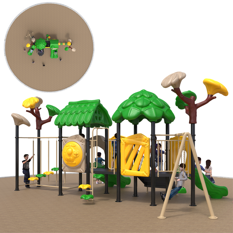 Wholesale ODM Direct Slides Of Outdoor Playground Used Fitness Equipment For Children Featured Image