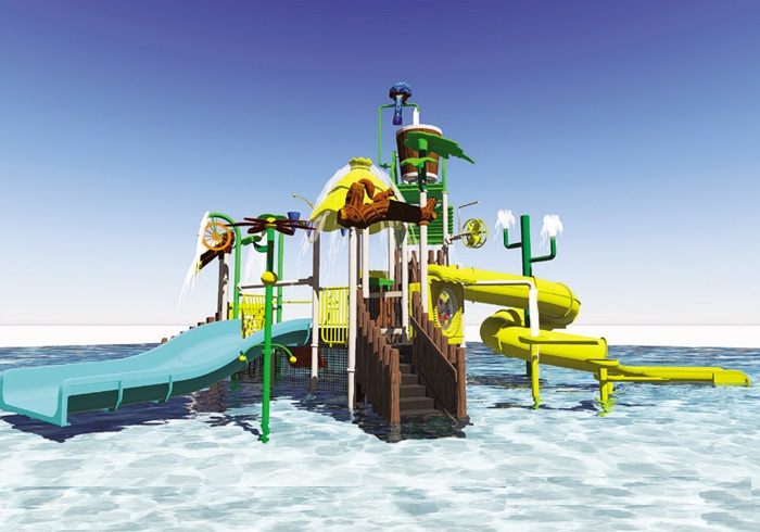 aqua park solutions aquaplay kids water fun design Featured Image