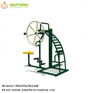 stainless steel outdoor fitness equipment