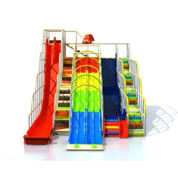 Soft Children Amusement Indoor Playground with Slide Featured Image