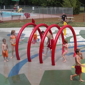 High Quality Whole Sale Price Aqua Spray Water Park Equipment