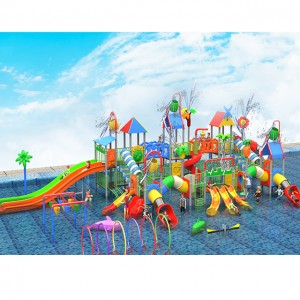 hard plastic water slides for sale,new arrival and factory price water house playground for hotel