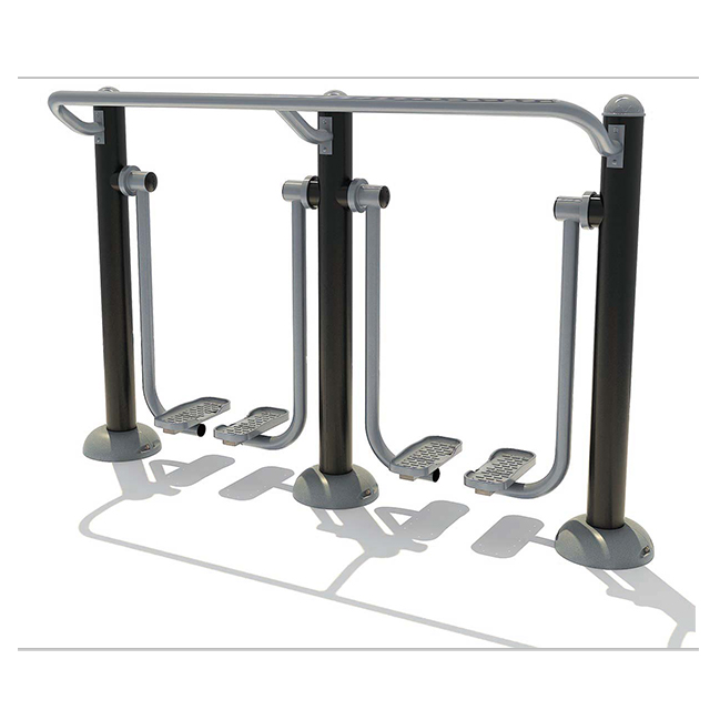 Share Adults Fitness GYM Equipment Outdoor park double air walker Featured Image