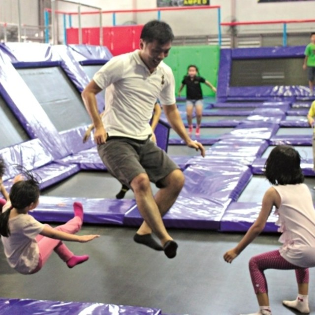wholesale trampoline park manufacturer Featured Image