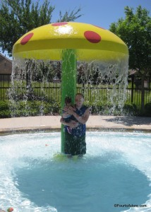 New Water Play Equipment Splash Park Bucket Dump
