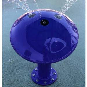 Splash Factory Outdoor Water Playground features