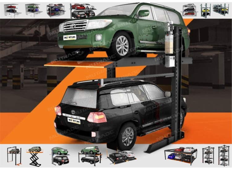 HOW TO FIND CAR PARKING LIFT THAT SUITS YOUR NEEDS
