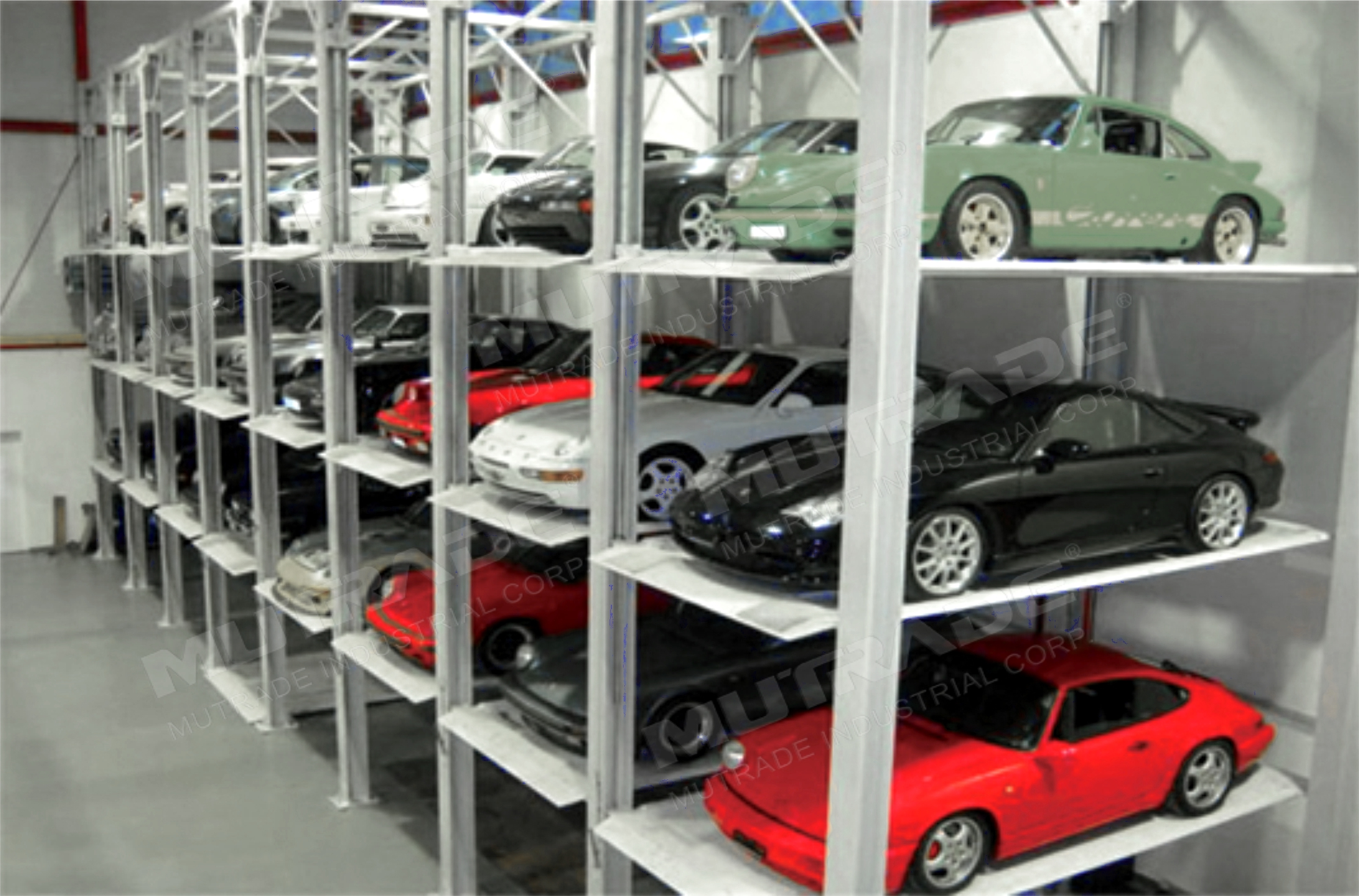 DISCOVER A NEW DIMENSION IN YOUR CAR STORAGE SPACE
