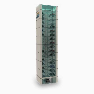 ATP : Mechanical Fully Automated Smart Tower Car Parking Systems with Maximum 35 Floors