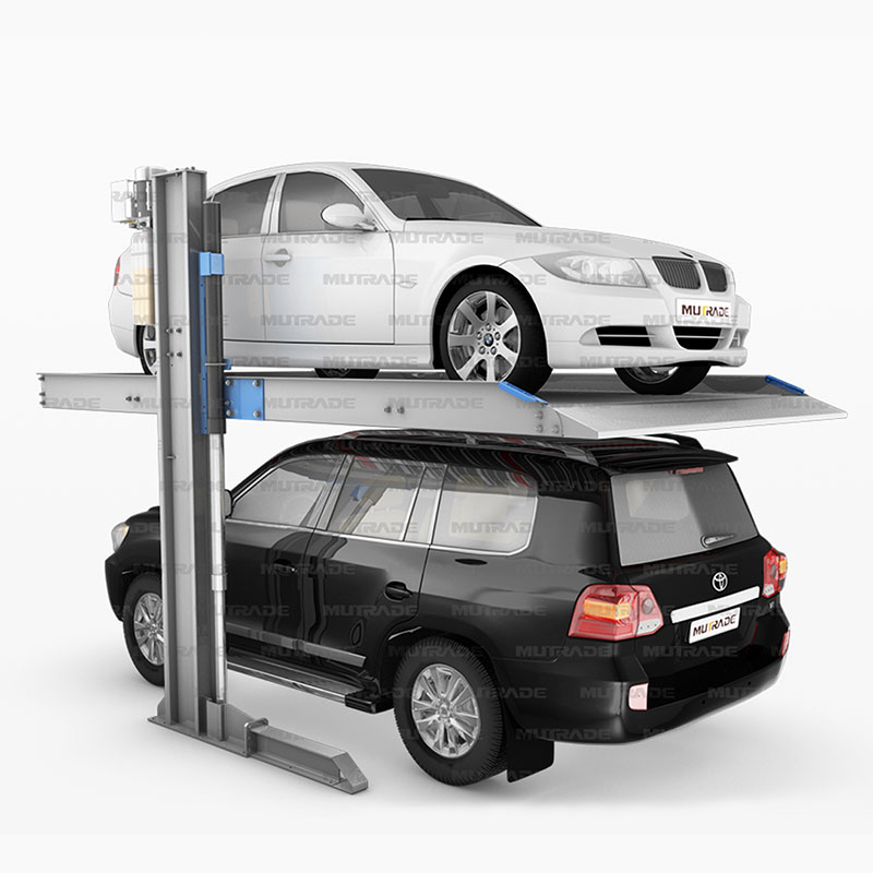 Starke 1127 & 1121 : Best Space Saving 2 Cars Parking Garage Lifts Featured Image